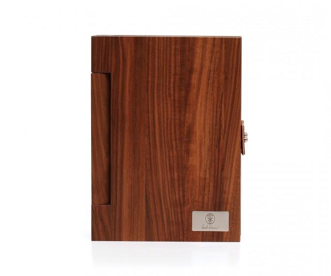 sarah wiener messerblock 2 seitig mit schneidbrett. Black Bedroom Furniture Sets. Home Design Ideas