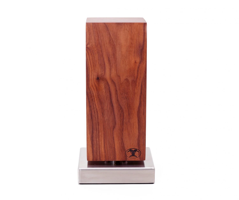 blockwerk messerblock monolith nussbaum. Black Bedroom Furniture Sets. Home Design Ideas